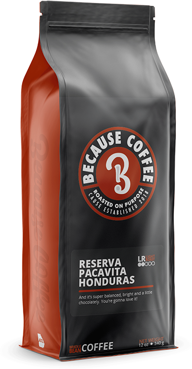 Because Coffee Reserva Pacavita Honduras